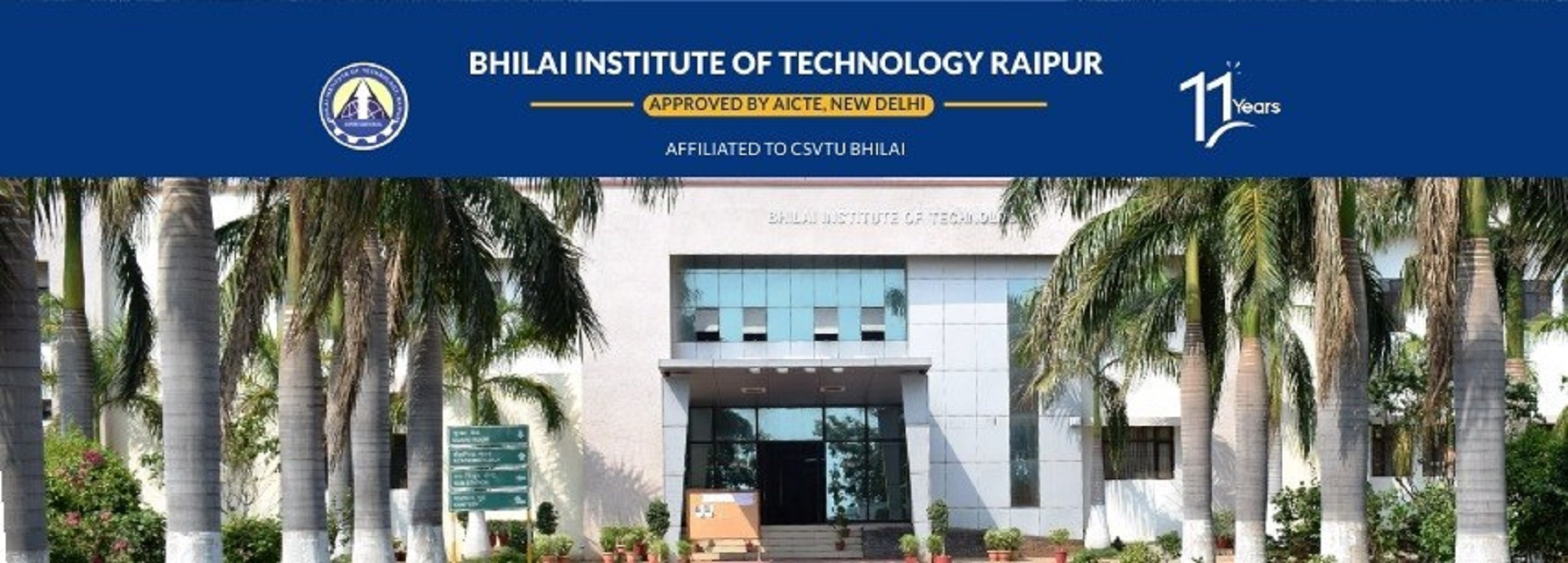 Welcome Bit Raipur